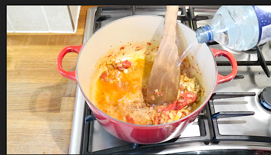 Picture of HOW TO MAKE THE SAUCE
