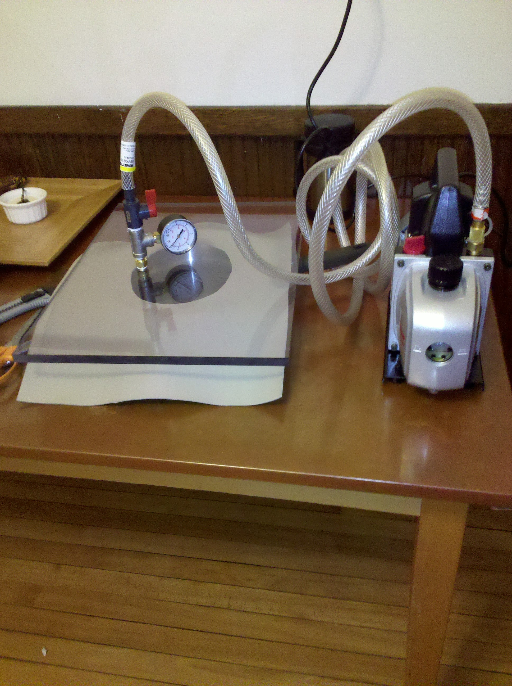 Diy Vacuum Chamber For Sous Vide And The Kitchen 8 Steps