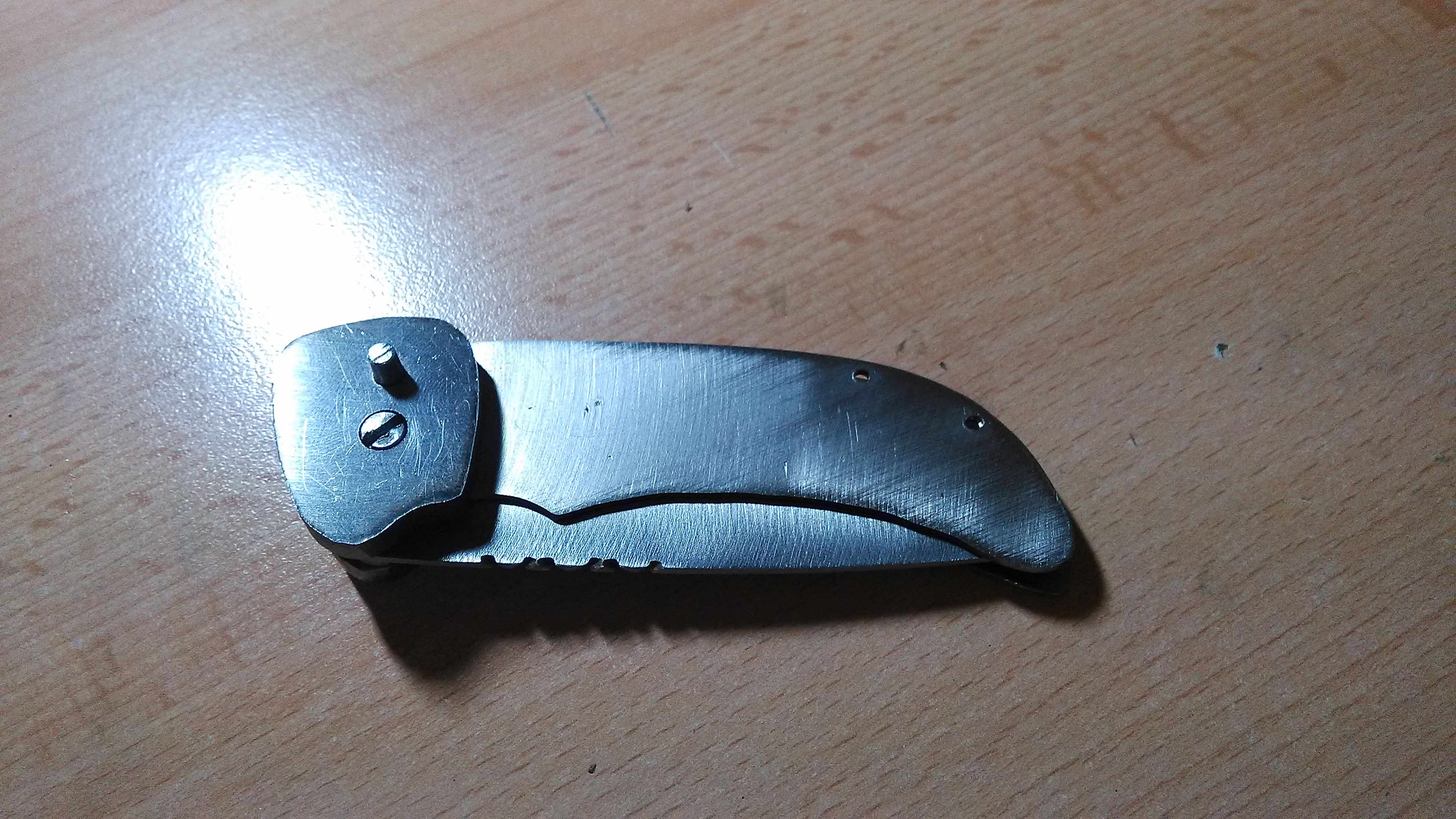 Picture of Making Handle : Safety Pin