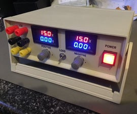 Build a Dual 15V Power Supply Using Off the Shelf Modules for Under $50