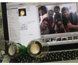 How to make portable speakers with PET bottles