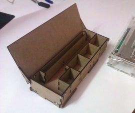 Vernier caliper case