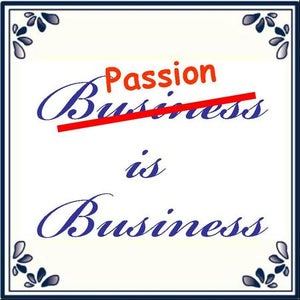 Passion Is Bussiness