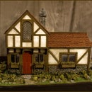 """The """"Highwayman Inn"""" (from Sketchup and 3DS to Reality)"""