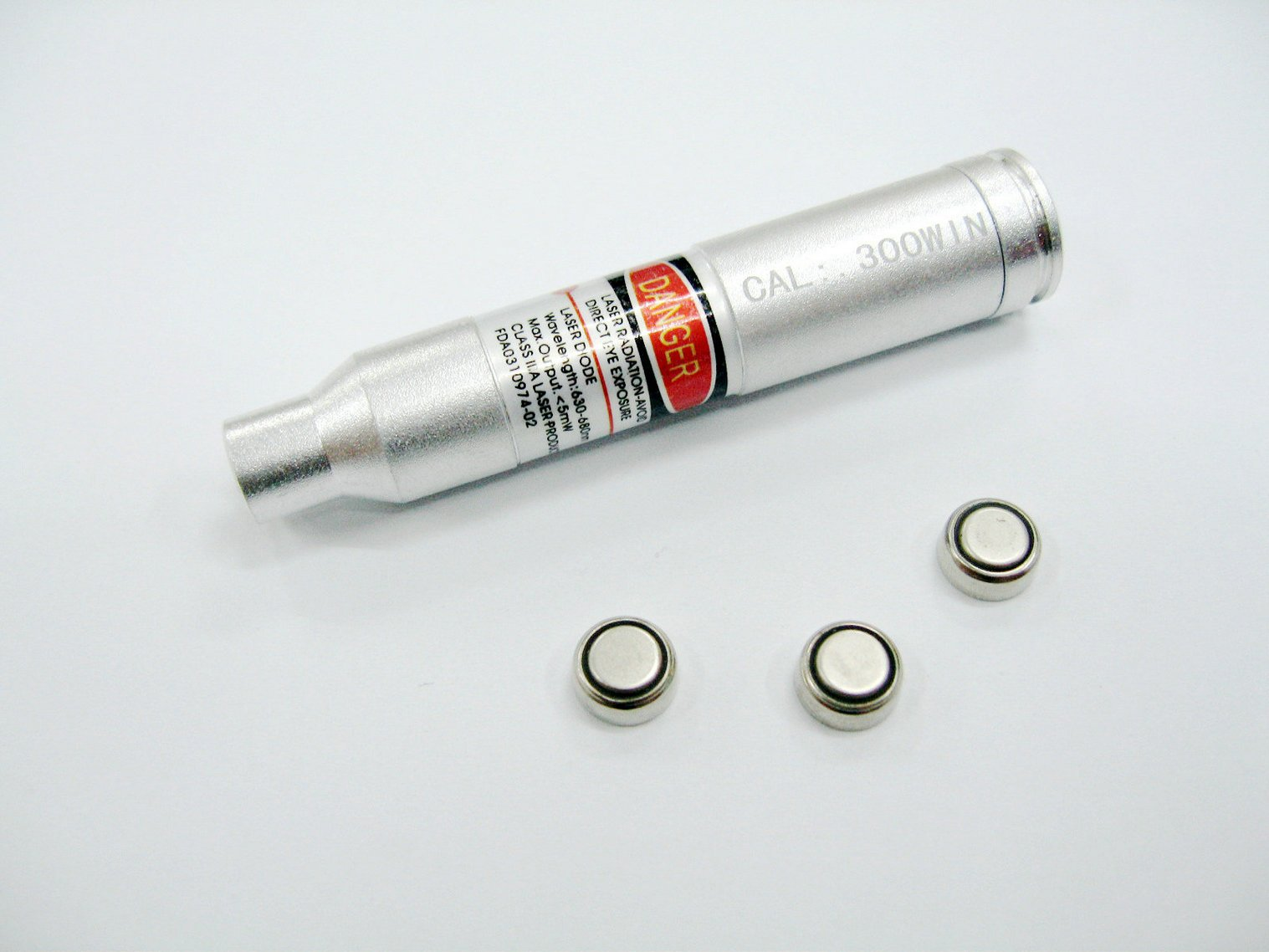 Picture of A Laser Boresighter