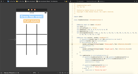 Linking the Objects to Our Code