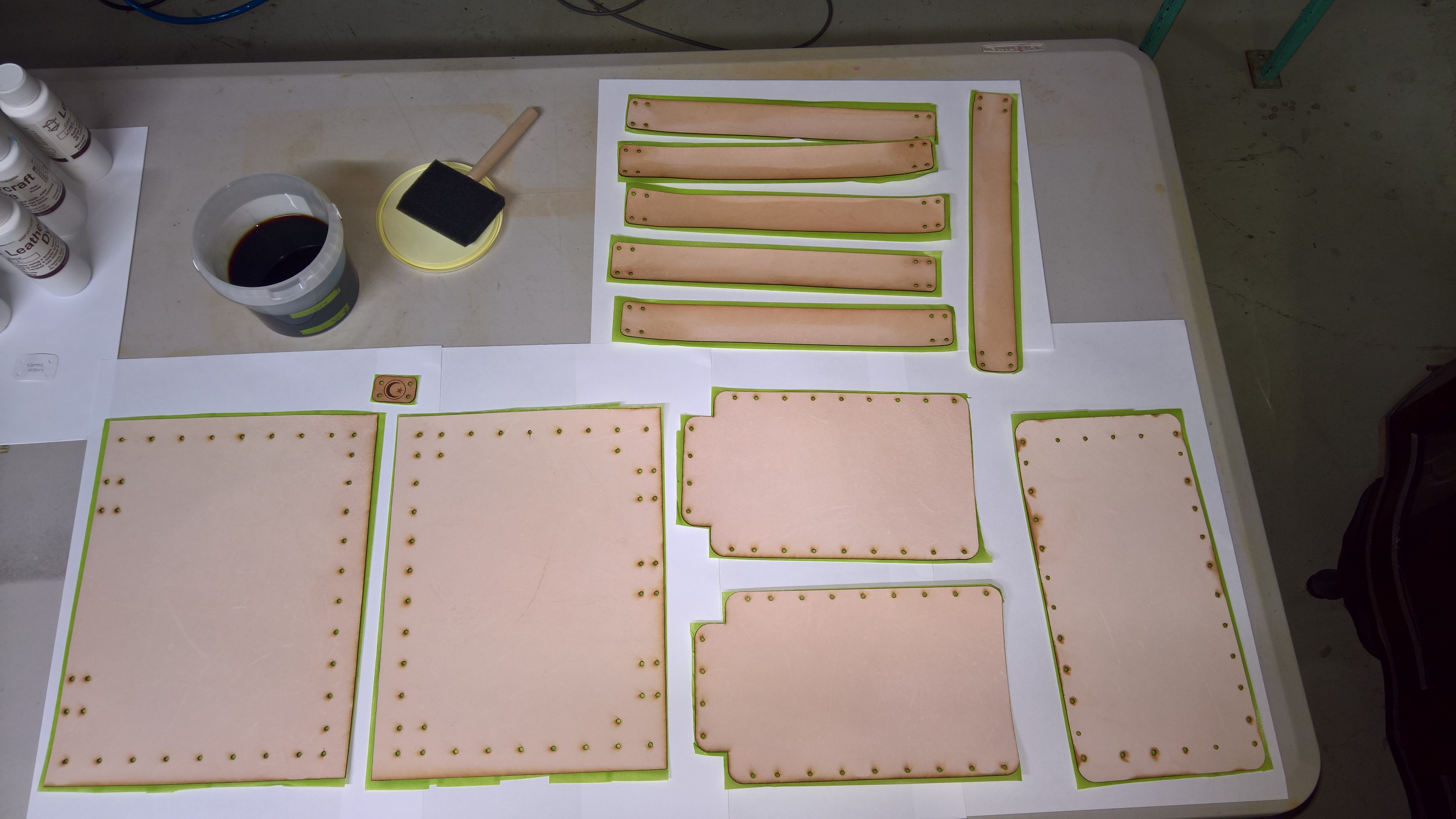 Picture of Colour Your Art Panels