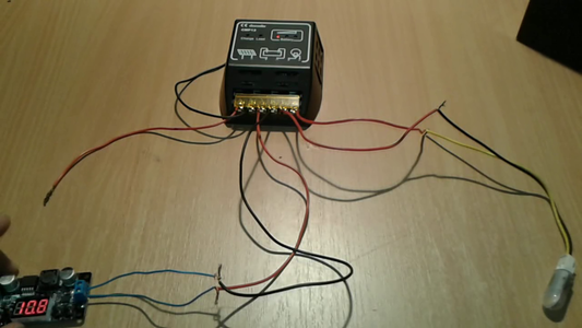 Circuit Protector Working