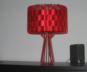 Candle Holders to Table Lamp