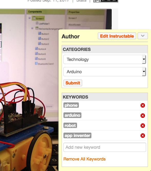 Picture of Bug in google chrome with new instructables layout