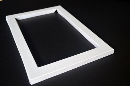 Photo Frame -  Paper Craft