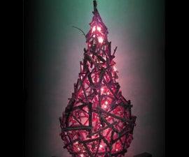 Christmas tree peak