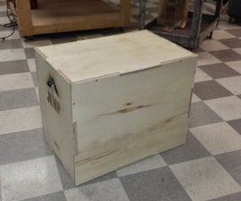 CrossFit style Plyo Box (Table Saw)