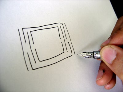 Repeat the Square and Line