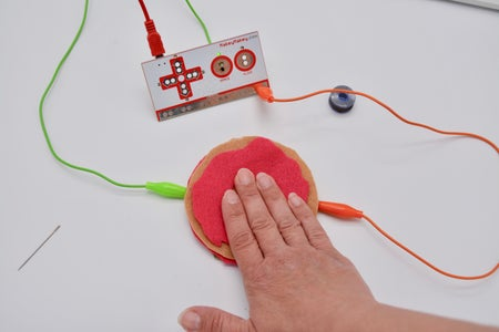 Sew a Momentary Switch