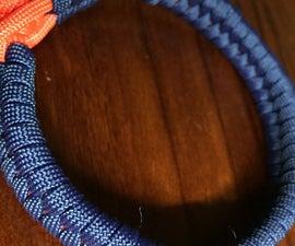Knot and Loop Bracelet