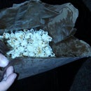 Buttered Air Popped Brown Bag Popcorn