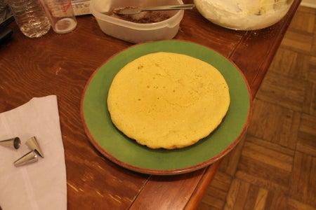 Make a Sponge Cake