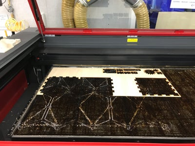 Laser Cut Enclosure