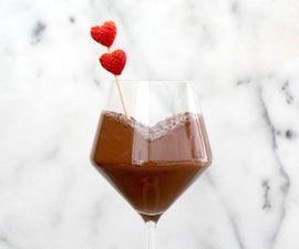 I Heart You Chocolate Pudding