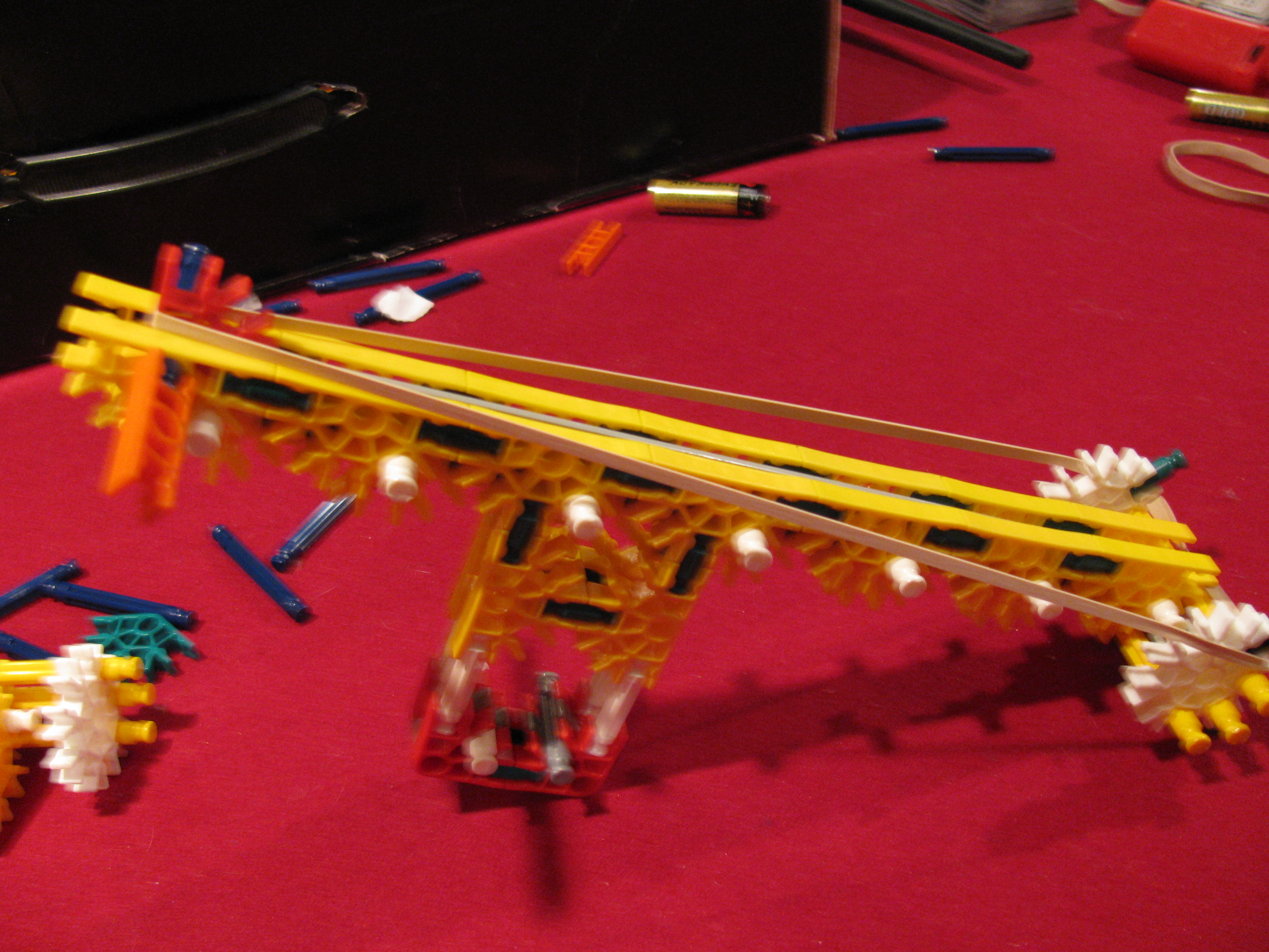 Picture of K'nex Crossbow