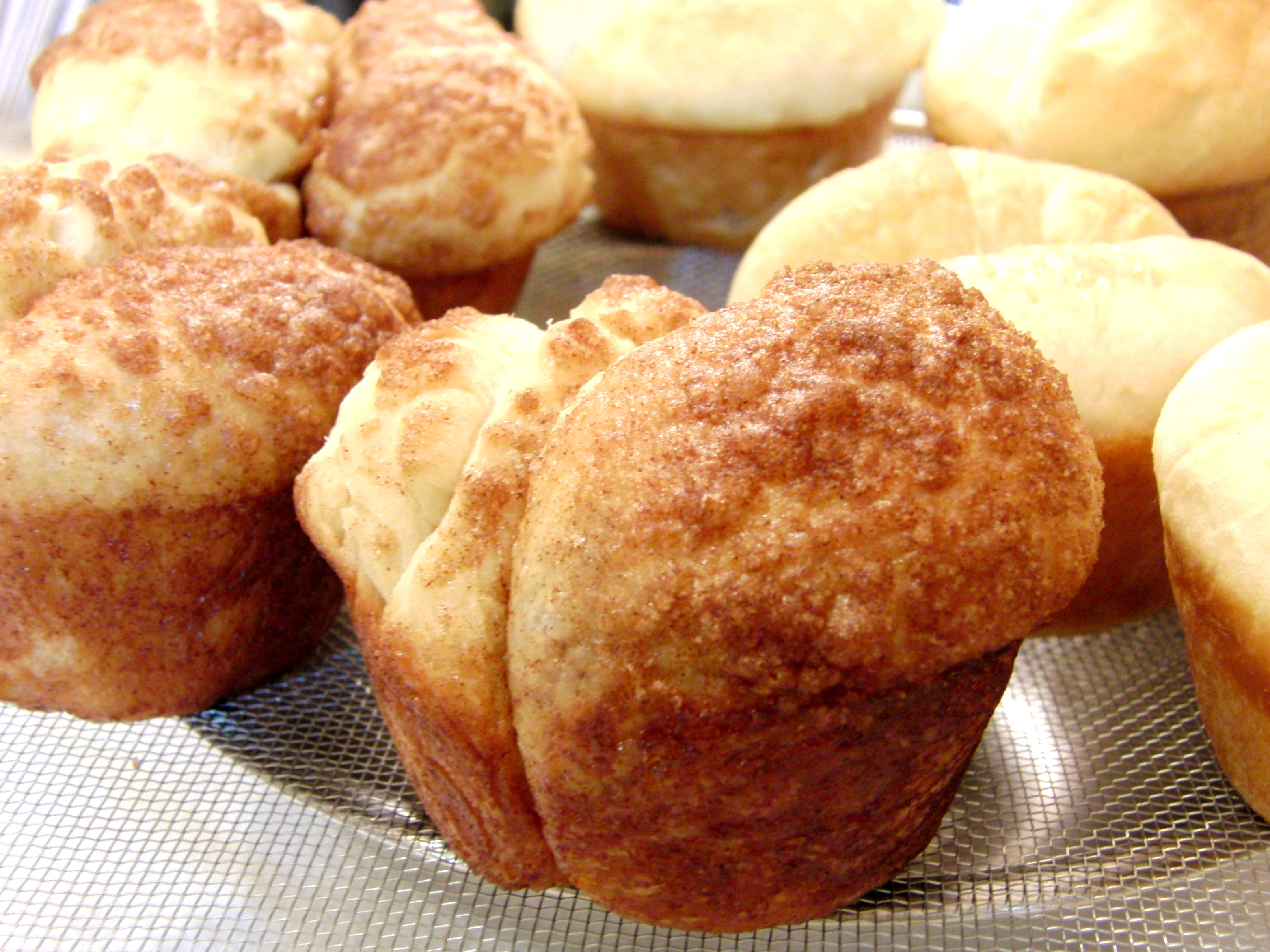 Picture of How to Make Almond Butter Monkey Bread