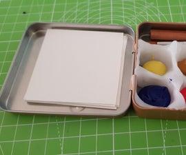 Pocket Watercolor Set
