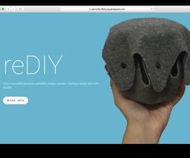 ReDIY- Streaming Bluetooth Speaker Project