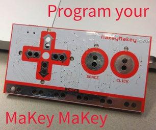 Program Your Makey Makey