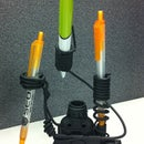 How to make a creative pen holder