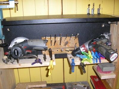 Little Workshop of Horror - My Basement Workshop