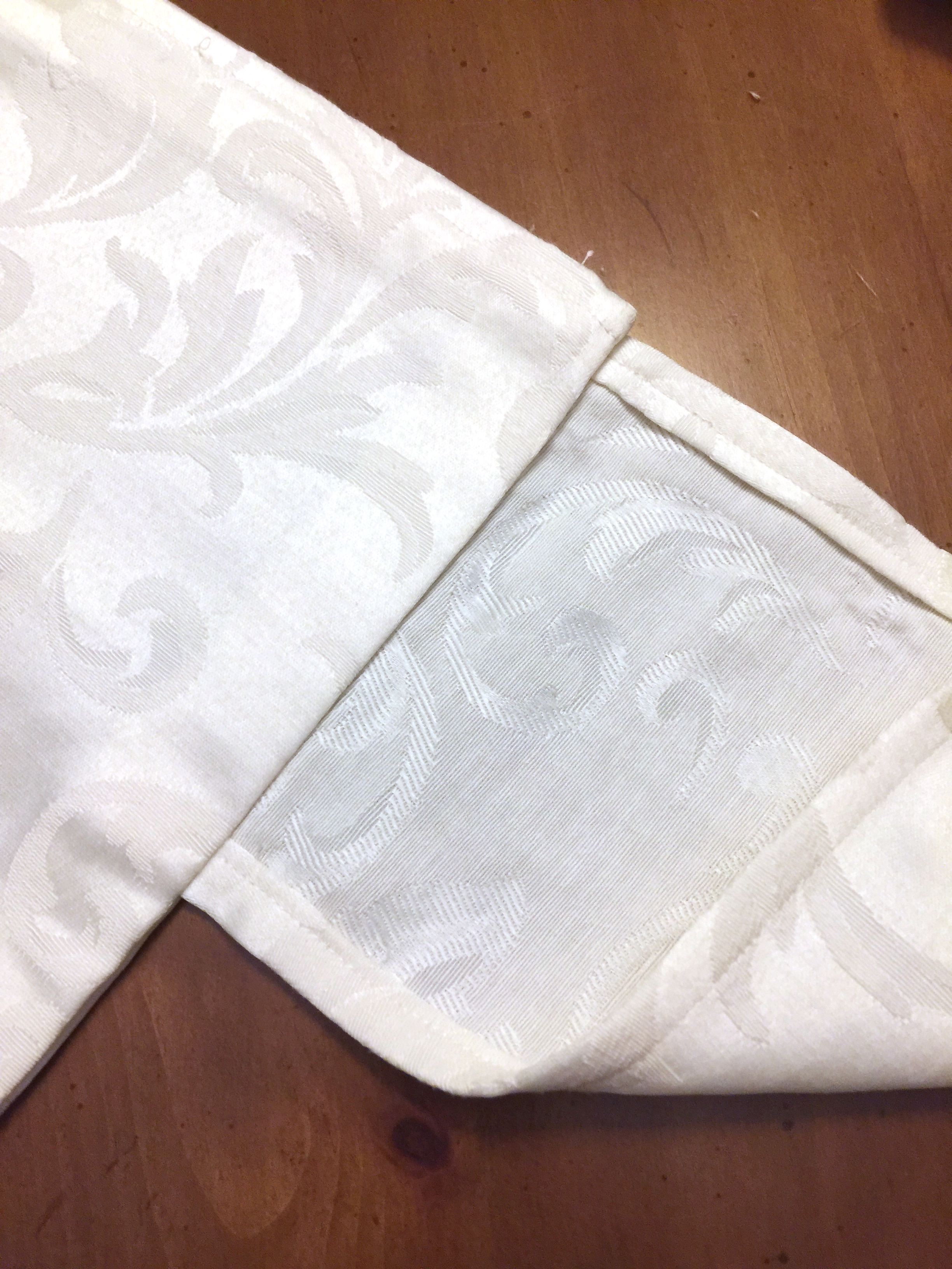 Picture of Chair Cover and Final Assembly.