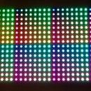 Arduino led Matrix 2D Lava Lamp - Technische Instructies
