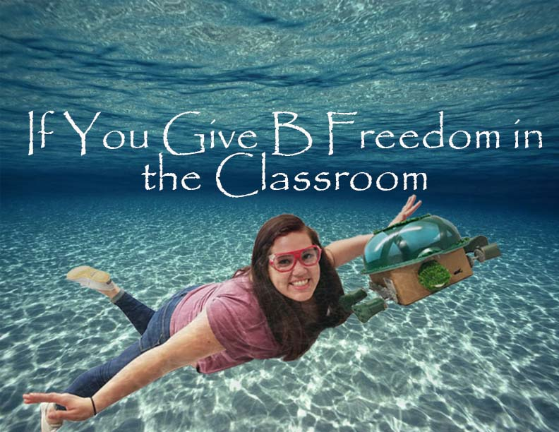 Picture of If You Give B Freedom in the Classroom