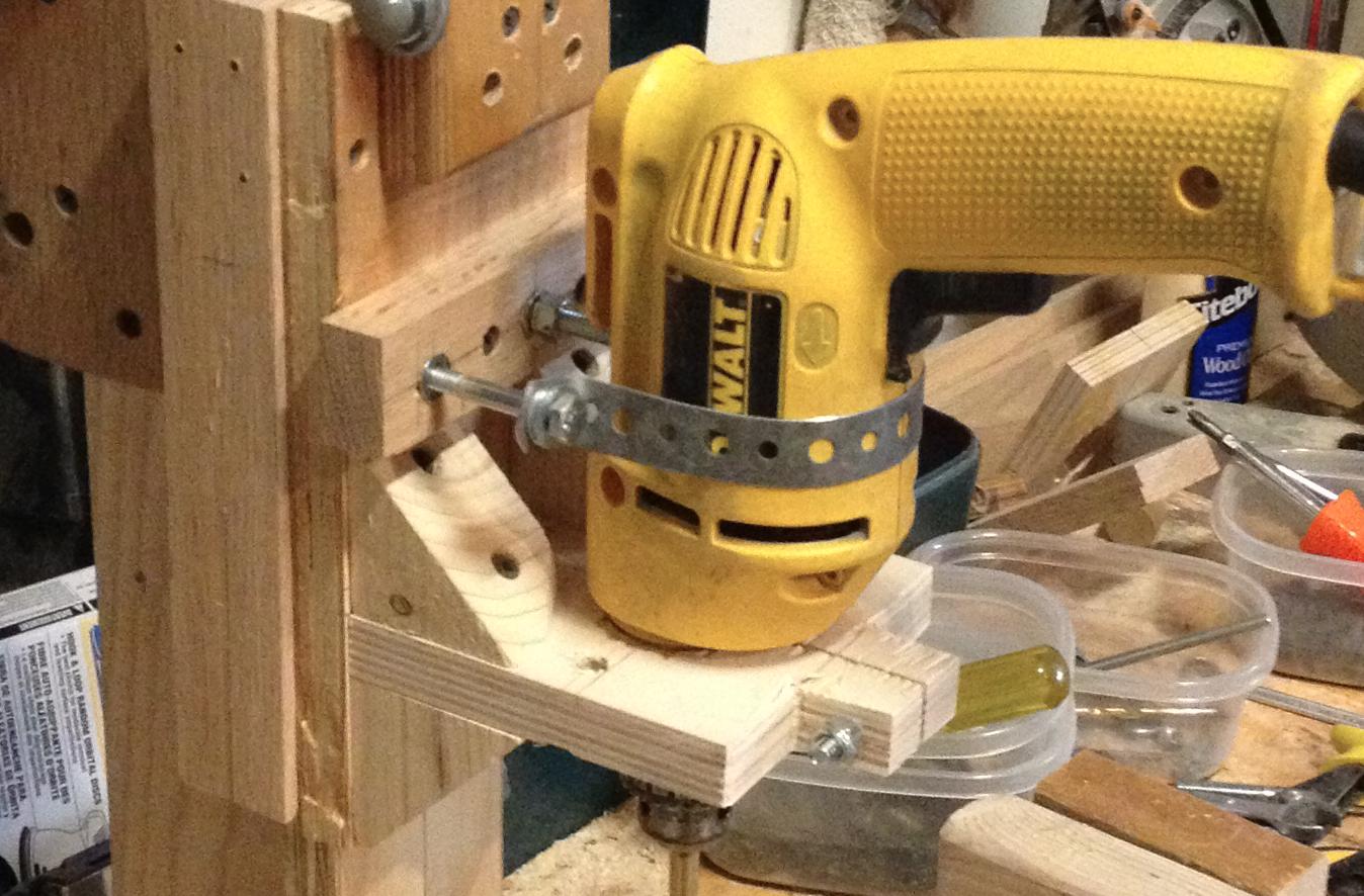 Picture of DIY Drill Press