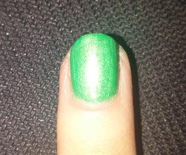Custom Color Nail Polish