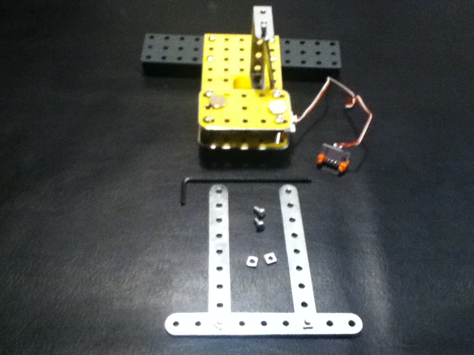 Picture of Build the Support to Prop Up the Base