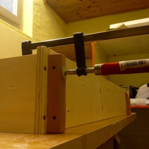 Making the Kitchenbox
