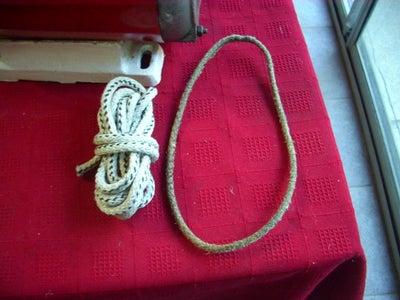 La Correa Casera (the DIY Belt)