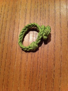 Some Examples of the Star Button Knot, Mathew Walker Knot, 3&6 Strand Plait