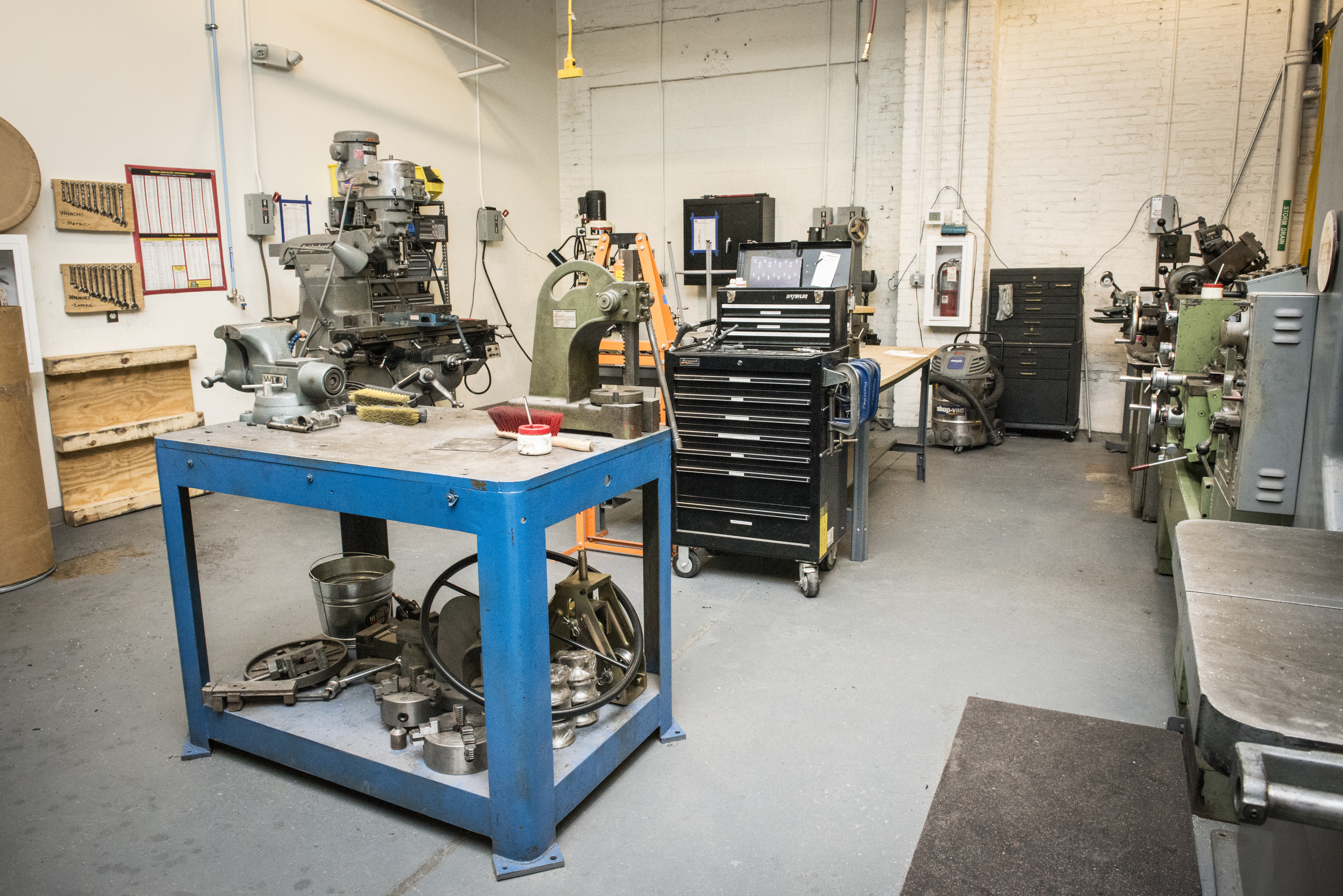 Picture of Metal Shop
