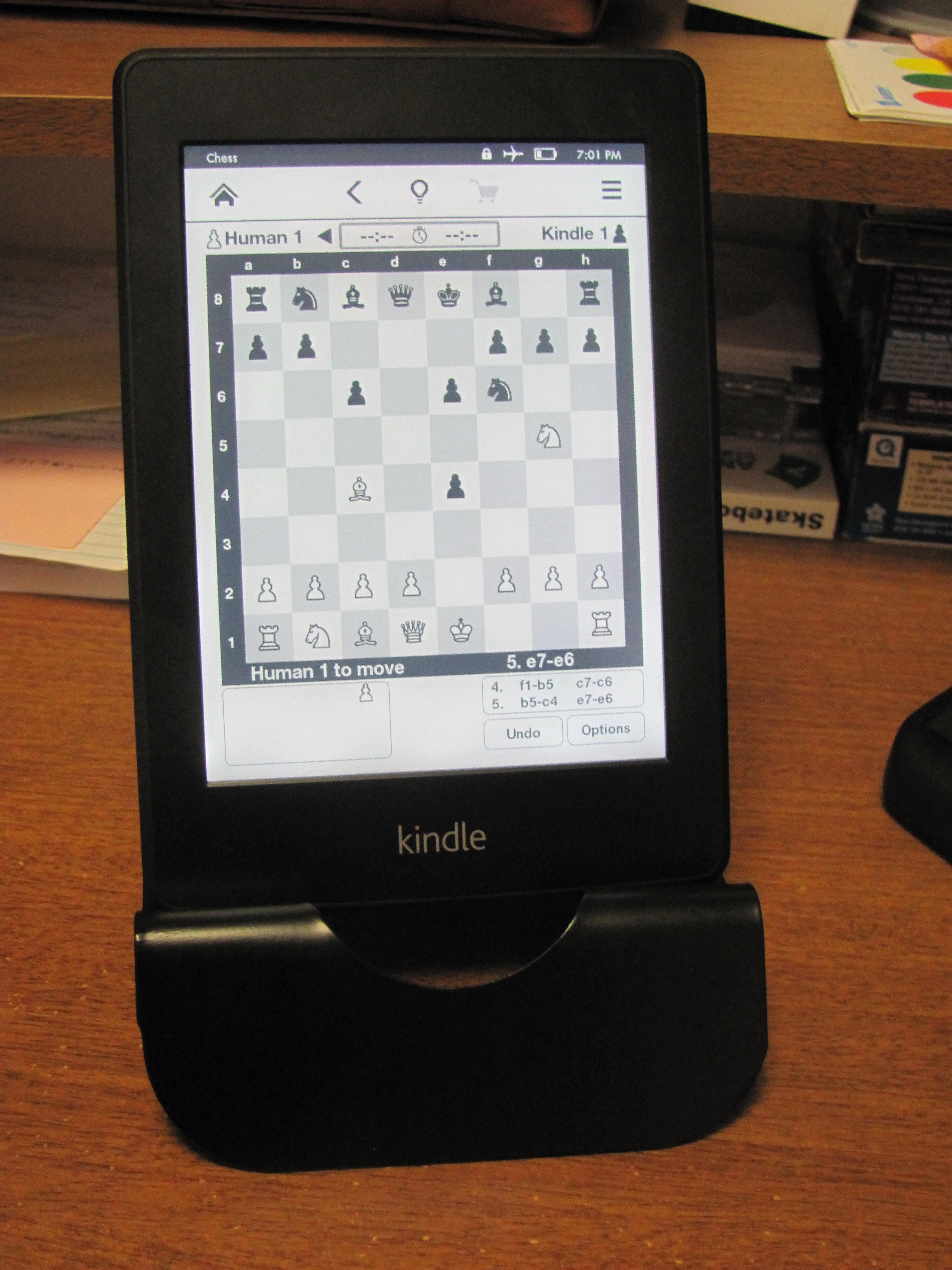 Picture of Easy Tablet Stand for Under 5$