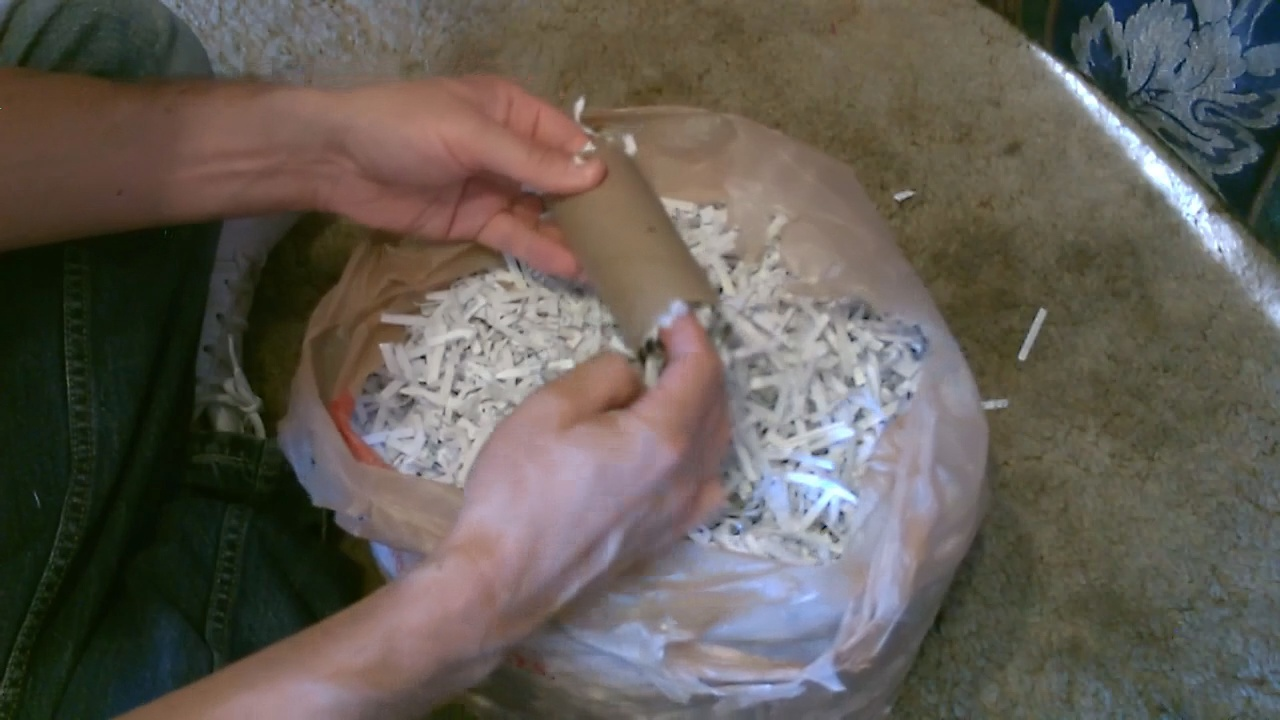 Picture of If Using Cardboard Dowel...