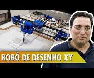 XY Drawing Robot