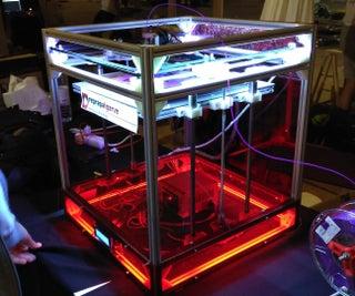 Vulcanus MAX - CoreXY Aluminum Frame 3D Printer Scale UP