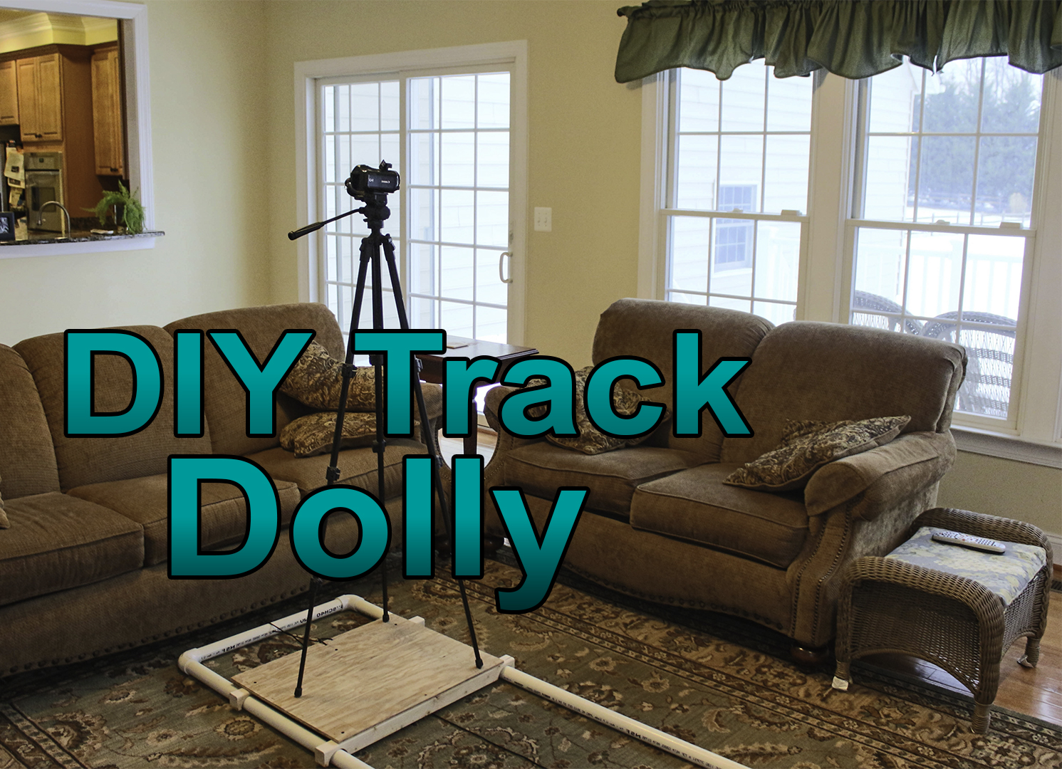 Picture of DIY Track Dolly