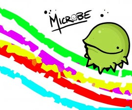 Sew Your Own Felt Microbe Plush