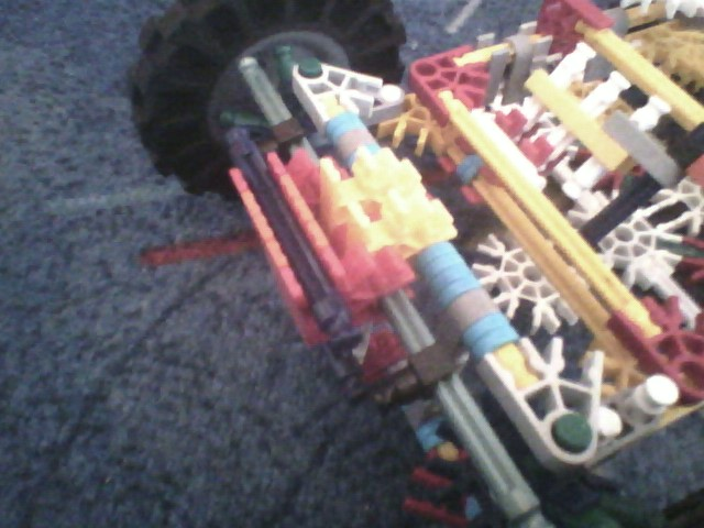 Picture of Back Axle,steering and Bits and Bobs