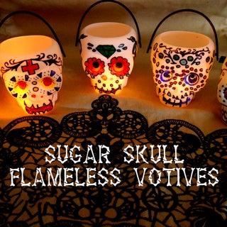 Sugar Skull String Lights