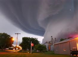 Recommendations During a Tornado